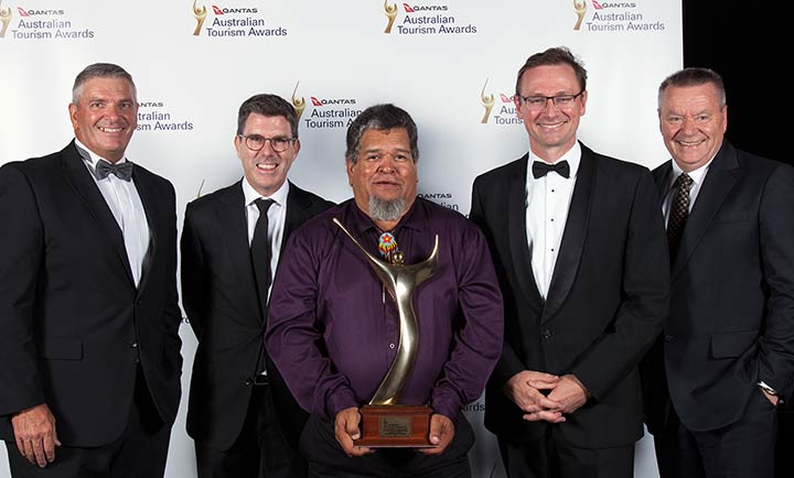 Australian Tourism Award winners